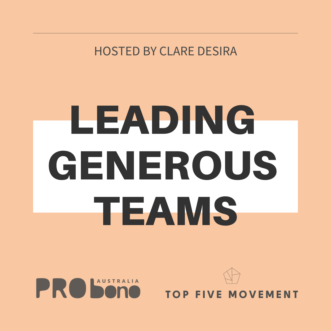leading generous teams podcast
