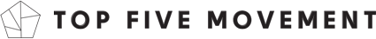 Top Five Movement Logo